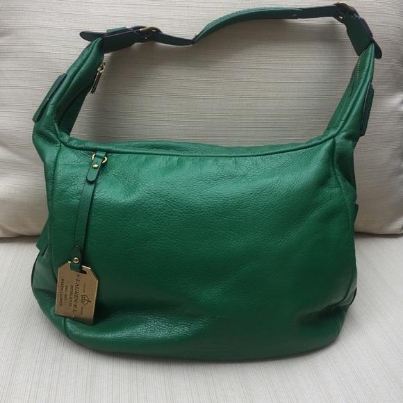 6219c35b641 Ralph Lauren Bags   Lauren Leather Hobo Shoulder Bag   Poshmark